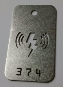 engrave on metal