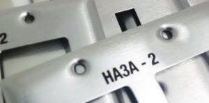 engraving metal switchplates