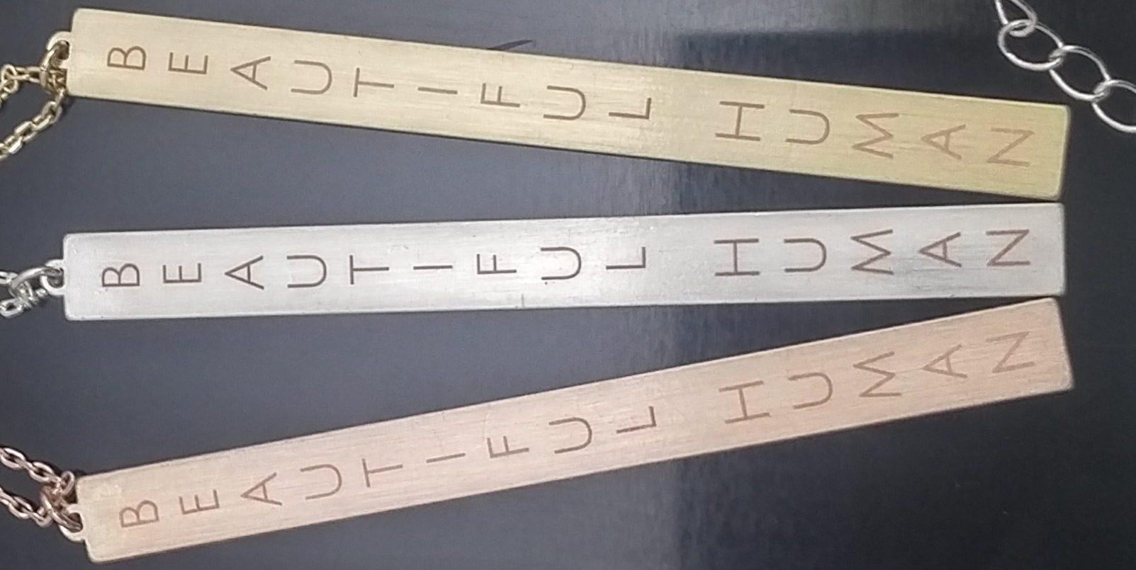 Engravable Tag